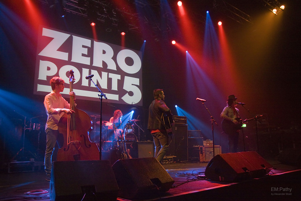 [Zero Point 5 @ Rock Against Cancer 2015]