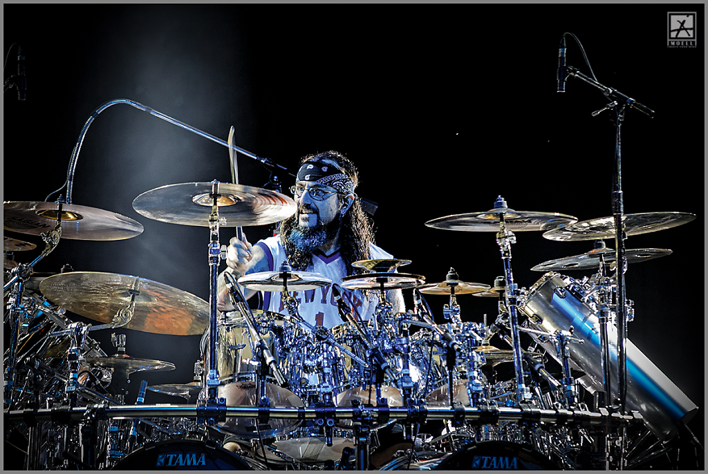 """[Mike Portnoy's """"Shattered Fortress"""" @ NotP XII, Loreley, 2017]"""